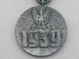 Медаль За участие в оборонительной войне 1939 года., фото №3