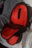 Рюкзак (для ноутбука) Crown 15.6 Vigorous x02 black. Состояние нового, фото №6