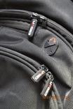 Рюкзак (для ноутбука) Crown 15.6 Vigorous x02 black. Состояние нового, фото №11