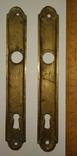 Накладки под дверные ручки, 2 шт., фото №3