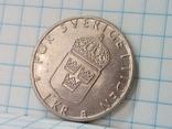 Швеция 1 крона 2000, фото №2