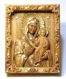 Икона Смоленской Богородицы, фото №2
