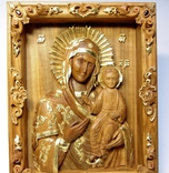 Икона Смоленской Богородицы, фото №4