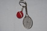 Брелок Теннис, фото №2