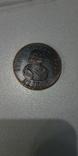1 Рубль на 200 летие Гангутского сражения 1914 Николай 2 копия ГАНГУТ медь, фото №2