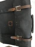 Старая пожиная сумка, фото №6