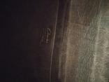 Винтажная женская английская кожаная сумка Clarks, фото №3