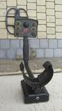 Металлоискатель Маска, 2 катушки, уши, фото №5