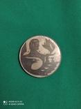 Настольная медаль на тяжелом металле, фото №3