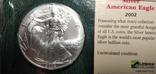 Доллар Шагающая Свобода 2002 года, фото №5