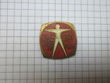 Значок Організатор спорту СЗС, фото №2