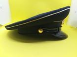 Суконная морская офицерский фуражка, фото №3