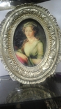 """Портрет """"Вел. Княжна Елизавета Алексеевна"""" Элизабет Виже-Лебрен (1755-1848), фото №7"""