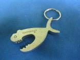Брелок-открывашка Акула., фото №4