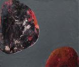 Абстракция, холст, масло, 30х25см, фото №2