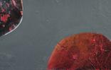 Абстракция, холст, масло, 30х25см, фото №5