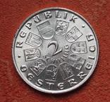 2 шиллинга 1931 г. Моцарт, Австрия, серебро, фото №11