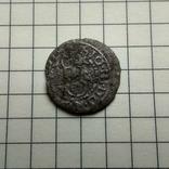 """Солід 1618 року ( дата """"18"""" ). Сіг. ІІІ Ваза. Рига., фото №5"""