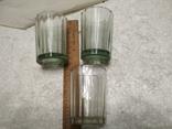 Граненые стаканы 3 шт., 100 мл., фото №3