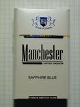 Сигареты Manchester Sapphire Blue фото 1