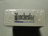 Сигареты Manchester Sapphire Blue фото 5