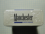 Сигареты Manchester Sapphire Blue фото 6