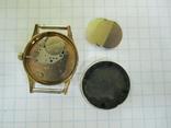 Часы Луч женские в позолоте., фото №10