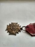 Польща.Крест за заслуги 3й степени, фото №5