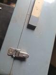 Портфель дипломат саквояж чемодан металлический алюминий для инструментов армейский, фото №8