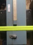 Портфель дипломат саквояж чемодан металлический алюминий для инструментов армейский, фото №11