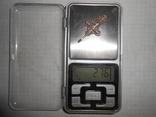 Крестик нательный Серебро 925 Вес - 2,76 грамм, фото №10