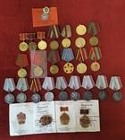 Медали СССР 25шт., фото №2