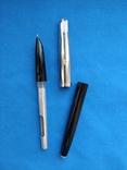 Чернильная ручка с тонким пером, фото №3