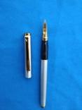 Чернильная ручка в металлическам корпусе №3, фото №2