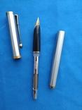 Чернильная ручка  в металлическам корпусе №2, фото №4