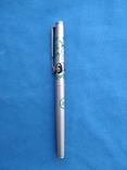 Чернильная ручка в металлическам корпусе №1, фото №2