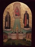 Икона Киево Печерской Богородицы, фото №2