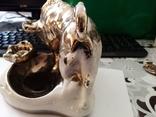 Статуэтка бык 50 годи, фото №3