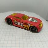 Машинка 2003 Пожарная. Hot Weels. (9.20), фото №2
