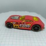 Машинка 2003 Пожарная. Hot Weels. (9.20), фото №5