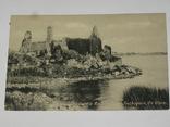 Открытка 1900-1920 годы. № 181  Развалины, фото №2