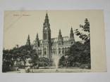 Открытка 1900-1920 годы. № 183 Wien, фото №2