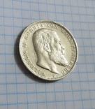 3 марки 1908 г. Вюртемберг., фото №2
