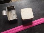 Пепельницы для спичек коробки магнит алюминий, фото №3