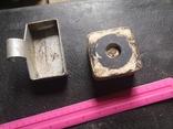 Пепельницы для спичек коробки магнит алюминий, фото №4