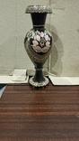 Деревянная розписная ваза СССР., фото №5