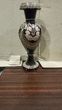 Деревянная розписная ваза СССР., фото №6