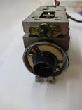 Объектив Индустар 50 2 с видеокамерой от камеры видеонаблюдения времён СССР, фото №10