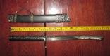 Самурайский меч катана сувенирная  47 см, фото №3