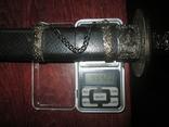 Самурайский меч катана сувенирная  47 см, фото №4